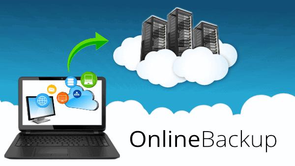 online backup documenten