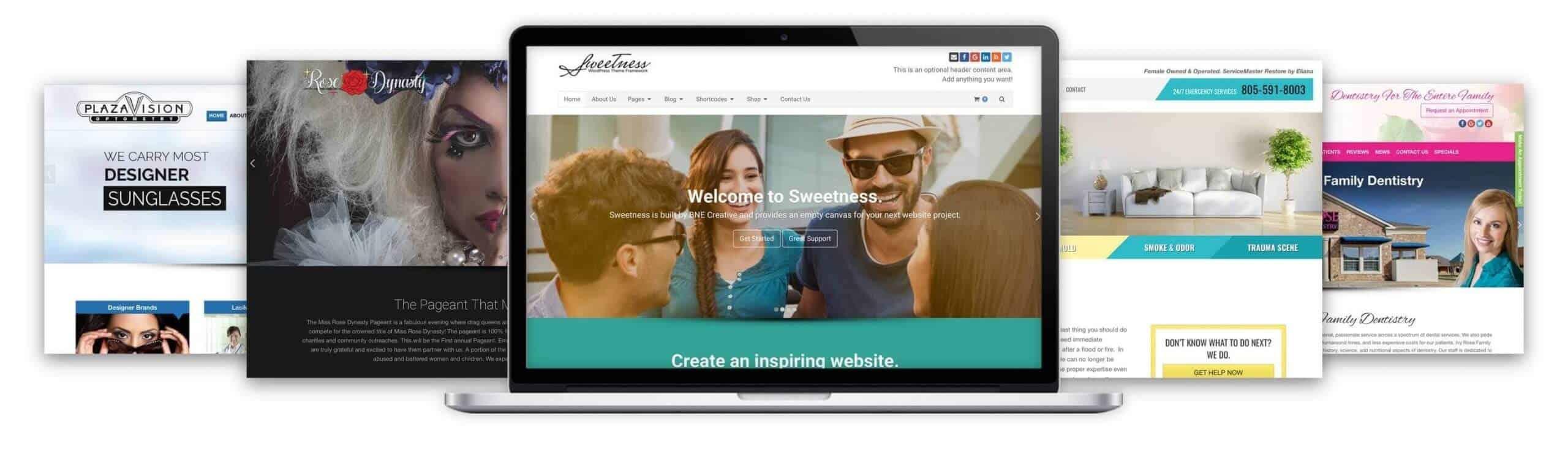 Website bedrijf