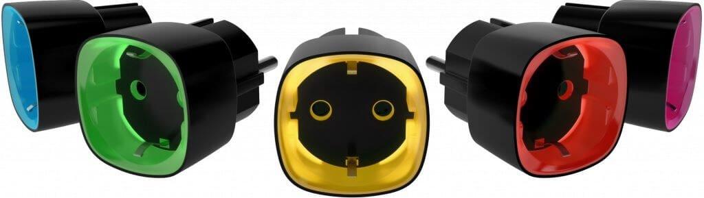 alarmsysteem made schakelbaar stopcontact