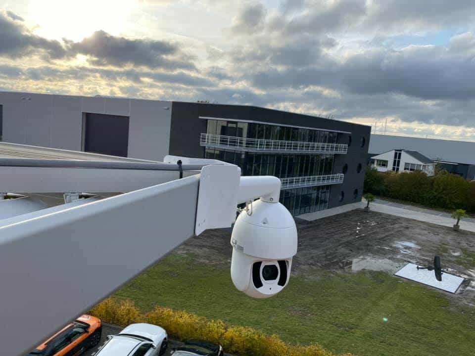 Wet en regelgeving beveiligingscamera's
