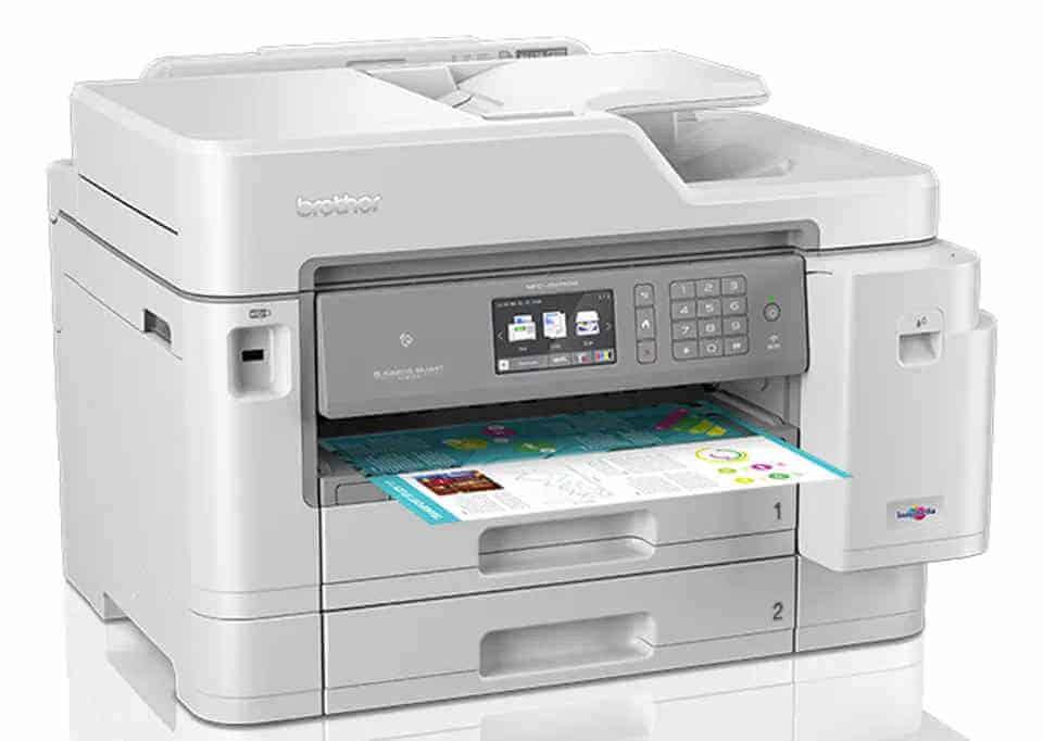 Beste zakelijke printer 2021 Brother MFCJ5945DW